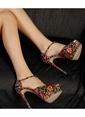 Simoty Klasik Ayakkabı Renkli